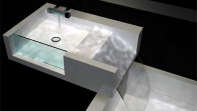 Photo of Vízesés a fürdőszobában? Kombinált mosdó és kád a modern otthonokba