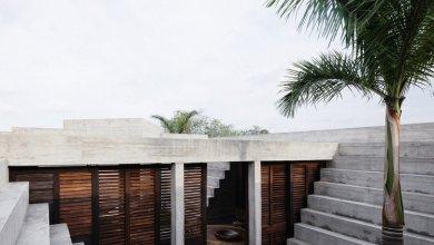 Photo of Ez a beton bunker titkos oázist rejt