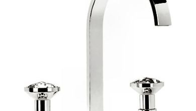 Photo of Giampieri luxus csaptelepek – Swarovski strassz kristállyal díszítve