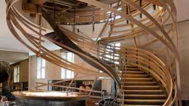 Photo of 20 szokatlan lélegzetelállító lépcsőház projekt