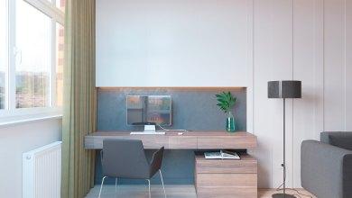Photo of Így építs be otthoni irodát az egyszobás lakásodba- alaprajzokkal