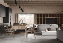 Photo of Luxus mediterrán villa jellegzetes modern rusztikus vonásokkal