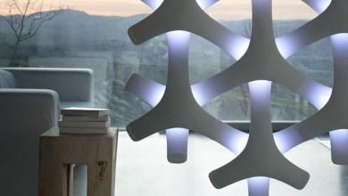Photo of Távirányításos moduláris LED világítási rendszer – Synapse by Luceplan