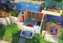 """Photo of Életre kelt ikonikus """"Sims"""" házak"""