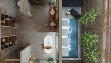 Photo of Inspiráció: 5 luxus fürdőszoba