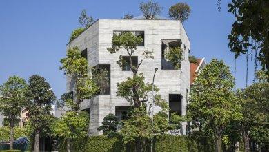 """Photo of Ha Long Villa: egy vietnami otthon, """"természetbe csomagolva"""""""