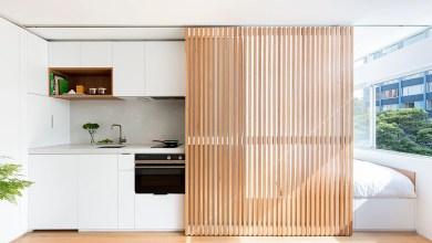 Photo of Hatékony elrendezések szuperkicsi, 30 m² alatti házakhoz- alaprajzokkal