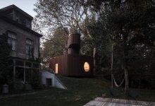 Photo of Egy mókás vendégház, mely saját kilátótoronnyal büszkélkedik