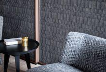 """Photo of A Wall & decò texturált tapétáit """"a kézzel való felfedezéshez"""" tervezték"""