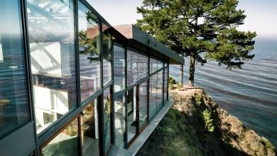 Photo of Fall House: folyosó a tengerhez