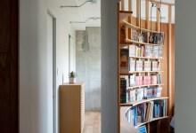Photo of Rib Apartment: szokatlan szobákat alkotó íves falak