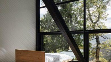 Photo of Lakberendezési inspiráció: 10 békés, híres építészek által tervezett hálószoba