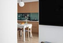 Photo of Felújított, modern 40 négyzetméteres lakás- alaprajzzal