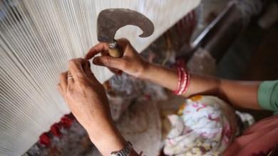 """Photo of Kasturi Balotia szőnyege a """"szőnyegipar fenntarható jövőjének"""" első darabja"""