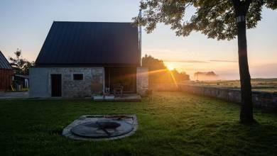 Photo of Egy csodálatos vidéki rezidencia, ahol nyugdíjas éveiket tölti a cseh házaspár