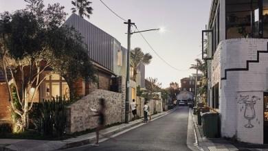 """Photo of A """"kert folytatásaként"""" tervezték az ausztrál házat"""