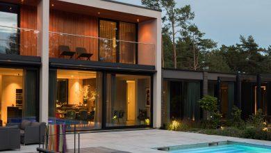 Photo of Villa Tennisvägen: luxus otthon egy svéd erdőben