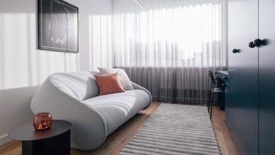 Photo of Egy stílusos szőnyeg, mely hullámzó felületével dinamikus 3D hatást kelt