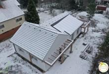 Photo of 2021-es családi ház építés képek szerkezetekről, félkész és kulcsrakész állapotról
