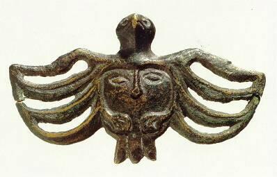 Чудь - первые металлурги Евразии?