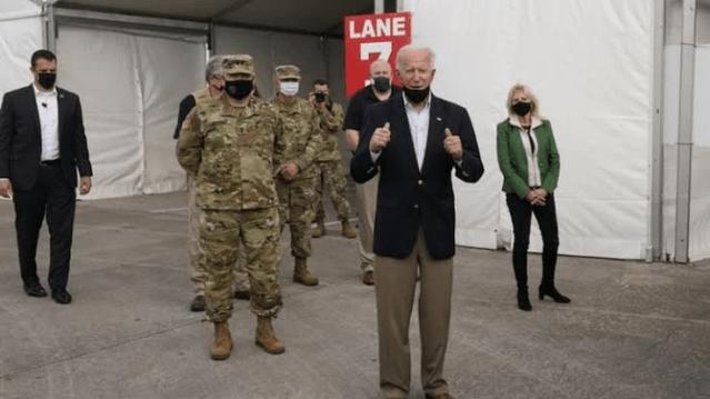 US Military Strikes Militia Site In First Military Action Under Joe Biden