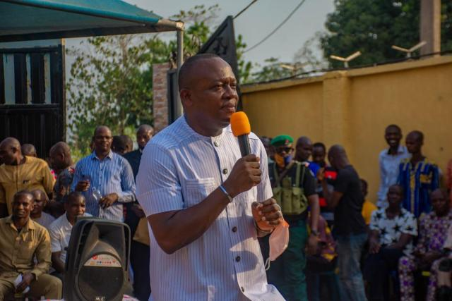 Governorship aspirant, Val Ozigbo, promises to  guarantee financial and economic independence of Anambra if Elected