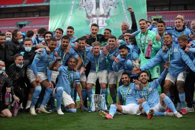 Manchester City have won the League Cup final