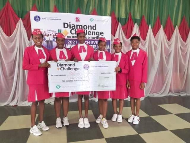 Students of Queen of Rosary College Onitsha Emerge Winners Of University of Delaware's Global Prize Award