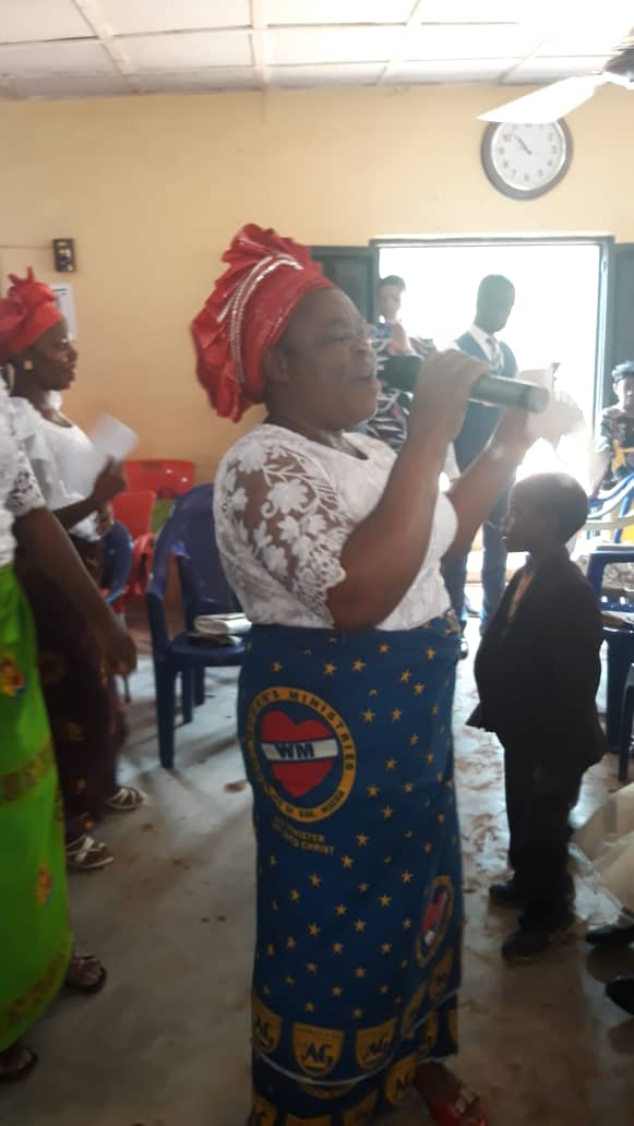 Evang. Mrs Esther Eze, made the call in a homily to celebrate the Assemblies Of God Church mothers.