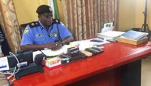 Police In Enugu Embarks On Full Scale  Search  For Killers Of An Unidentified Man.