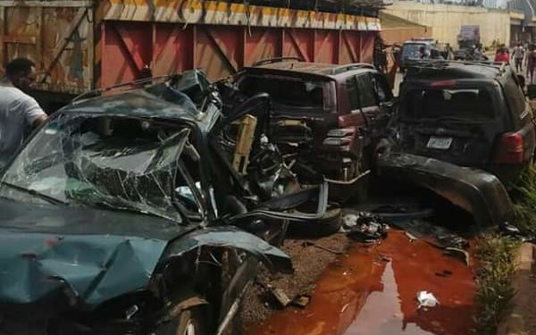 Anambra State Police Command reacts to fatal road accident at Kwata Junction on Friday.