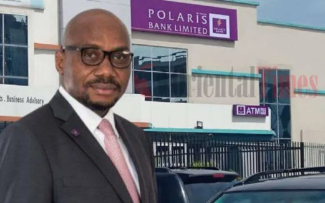 Polaris Bank Staff Steals N12.6m From  Customer's Account