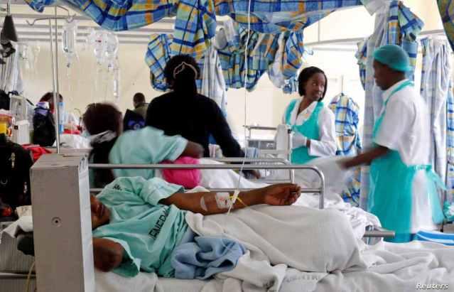 479 killed as cholera spreads to 18 states