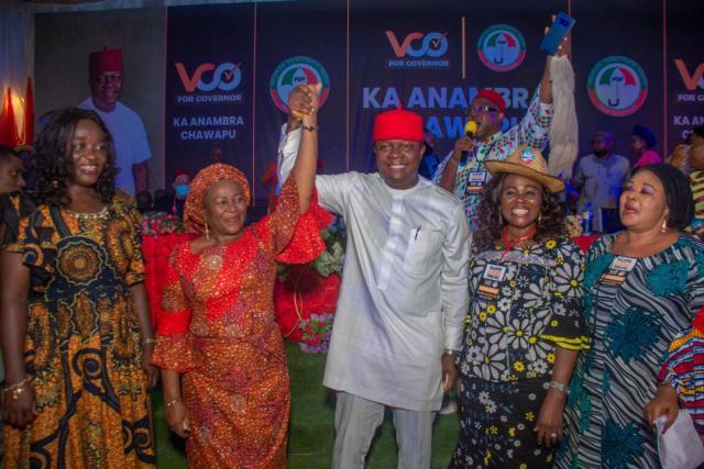 PDP Chooses Azuka Enemuo as Val Ozigbo's running mate.