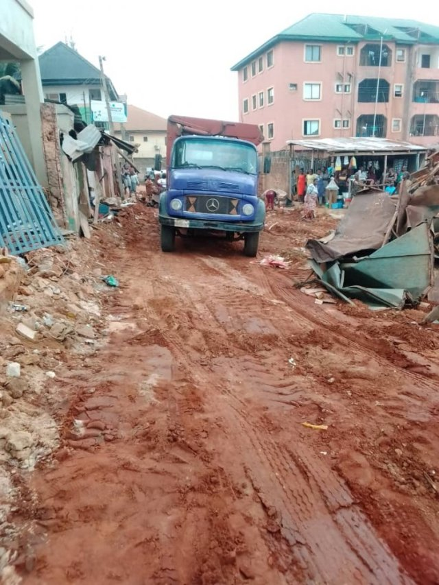 Awka Capital Territory Development Authority Demolishes More Shanties in the Capital City