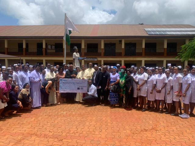 Former Governor, Obi Donates N100m to Upgrade Shanahan Nursing, Midwifery school to College