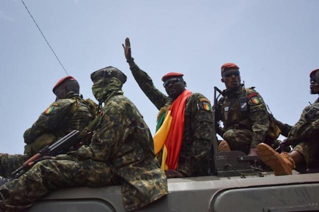 AU Suspends Guinea, Puts More Pressure On Military Rulership