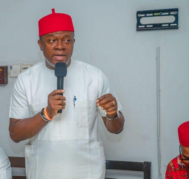 """""""I Am Inspired, Driven, And Prepared To Serve Ndi Anambra"""" – PDP's Valentine Ozigbo Declares As He Presents """"Ka Anambra Chawapu"""" Manifesto To Ohaneze Ndigbo"""