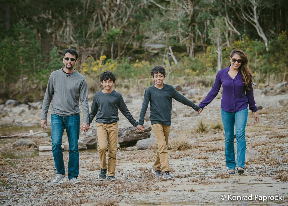 Arti Patel | Family photo shoot - Killarney 2018 - Konrad Paprocki