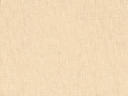 Ткань бязь однотонная гладкокрашеная бежевая цвет 163