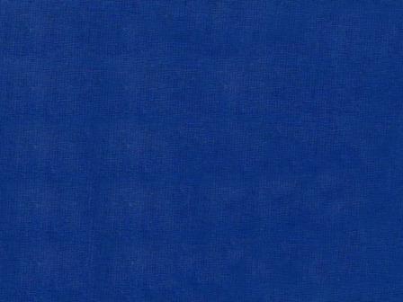 Ткань бязь однотонная гладкокрашеная синяя цвет 270