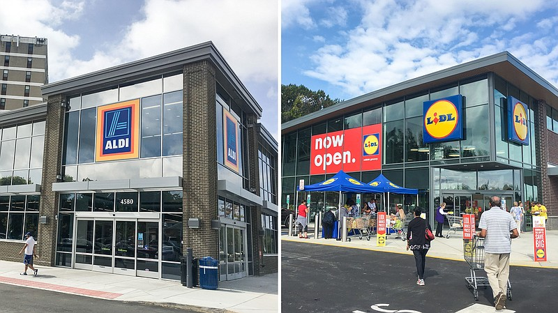 Discount Grocers Aldi And Lidl Give US Stores A Run For Their Money  KPBS