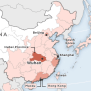 Map Confirmed Cases Of Wuhan Coronavirus Kpbs