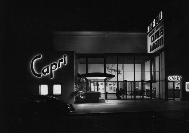 The Capri theatre