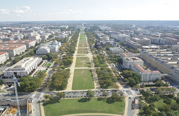 picture of the national mall