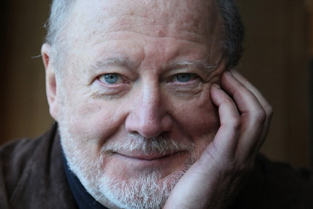 Actor and director David Ogden Stiers hosts a visual and auditory work party ...