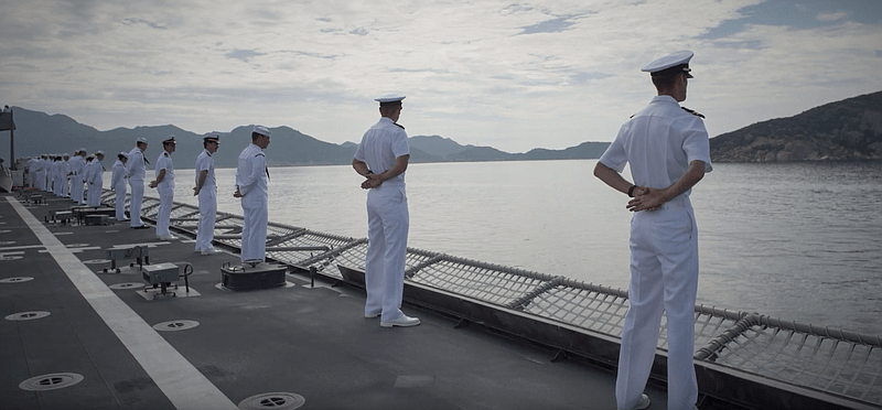 navy grappling with ethical