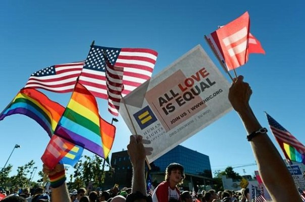 Image result for 2008 – California began issuing marriage licenses to same-sex couples