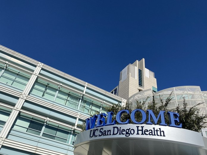 Image result for Second coronavirus patient under UC San Diego Health's care discharged