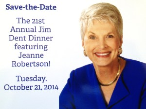 Jeannie Roberston come to Charleston, WV